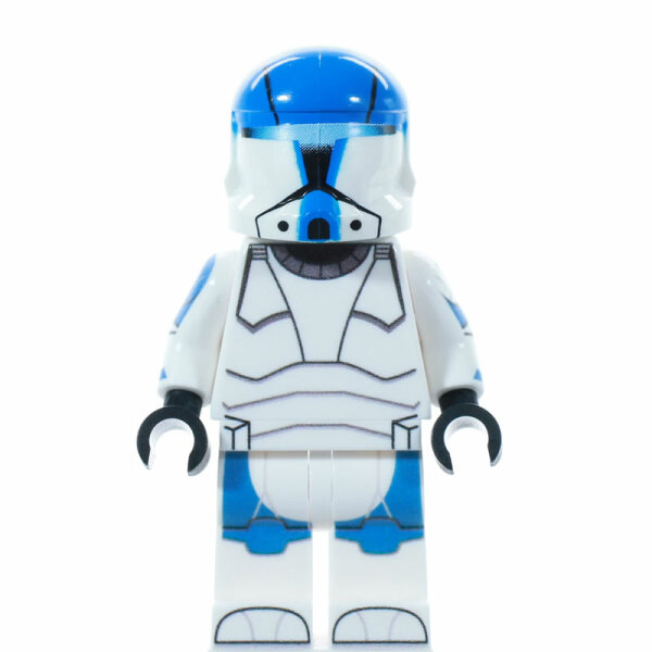 Custom Minifigur - Clone Trooper Commando Zag