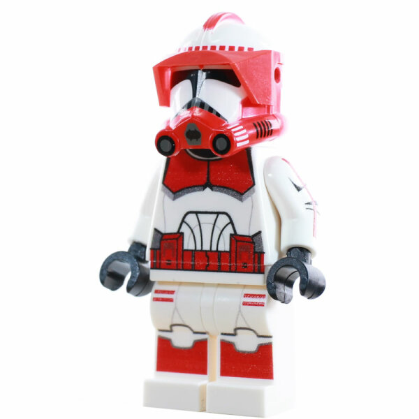 Custom Minifigur - Clone Shock Tech Trooper