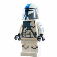 Custom Minifigur - Clone Trooper Heavy Phase 1, 501st