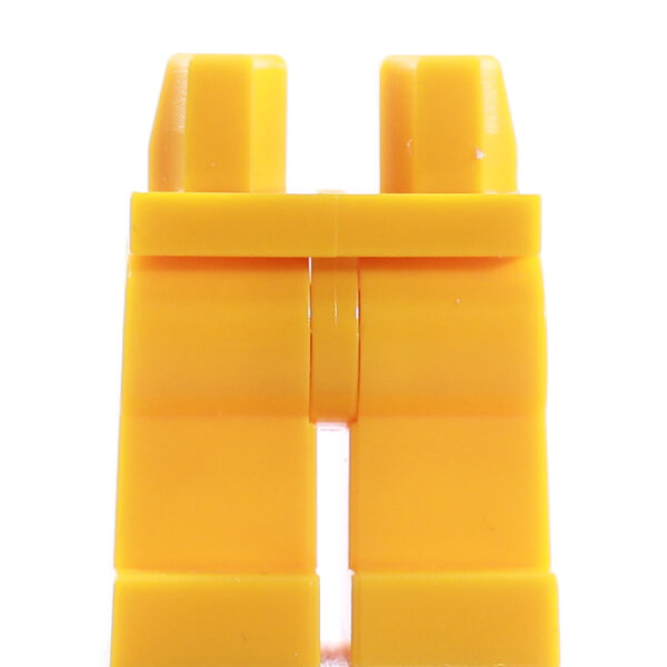 LEGO Beine plain, light orange